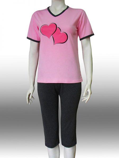10075-Pink Hearts 2